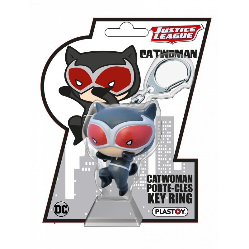DC COMICS - Porte-Clés - Chibi Catwoman