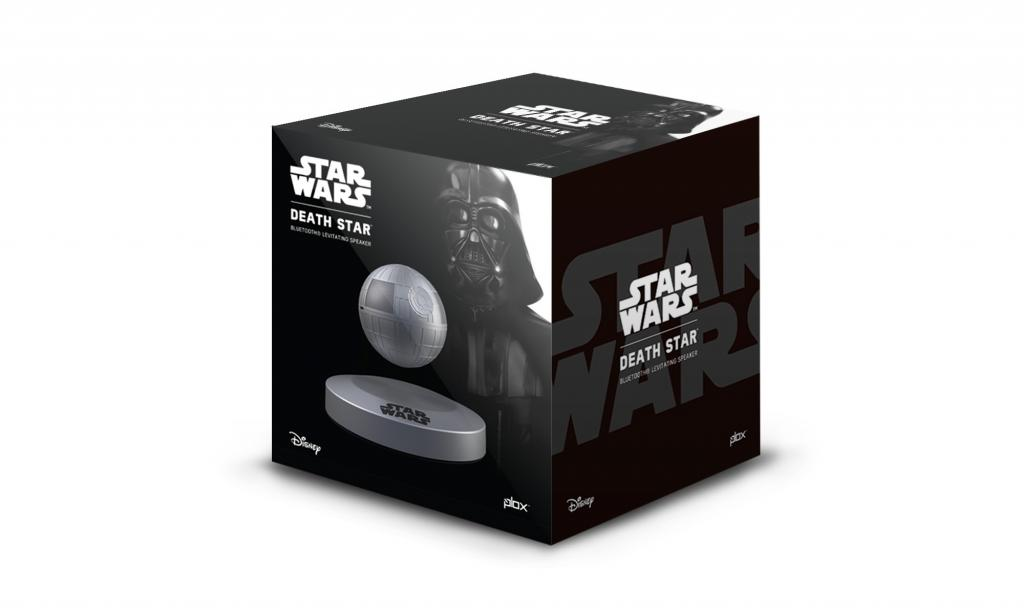 STAR WARS - Levitating Death Star Bluethooth Speaker_2