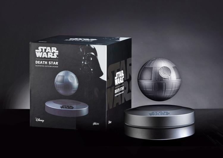 STAR WARS - Levitating Death Star Bluethooth Speaker_4