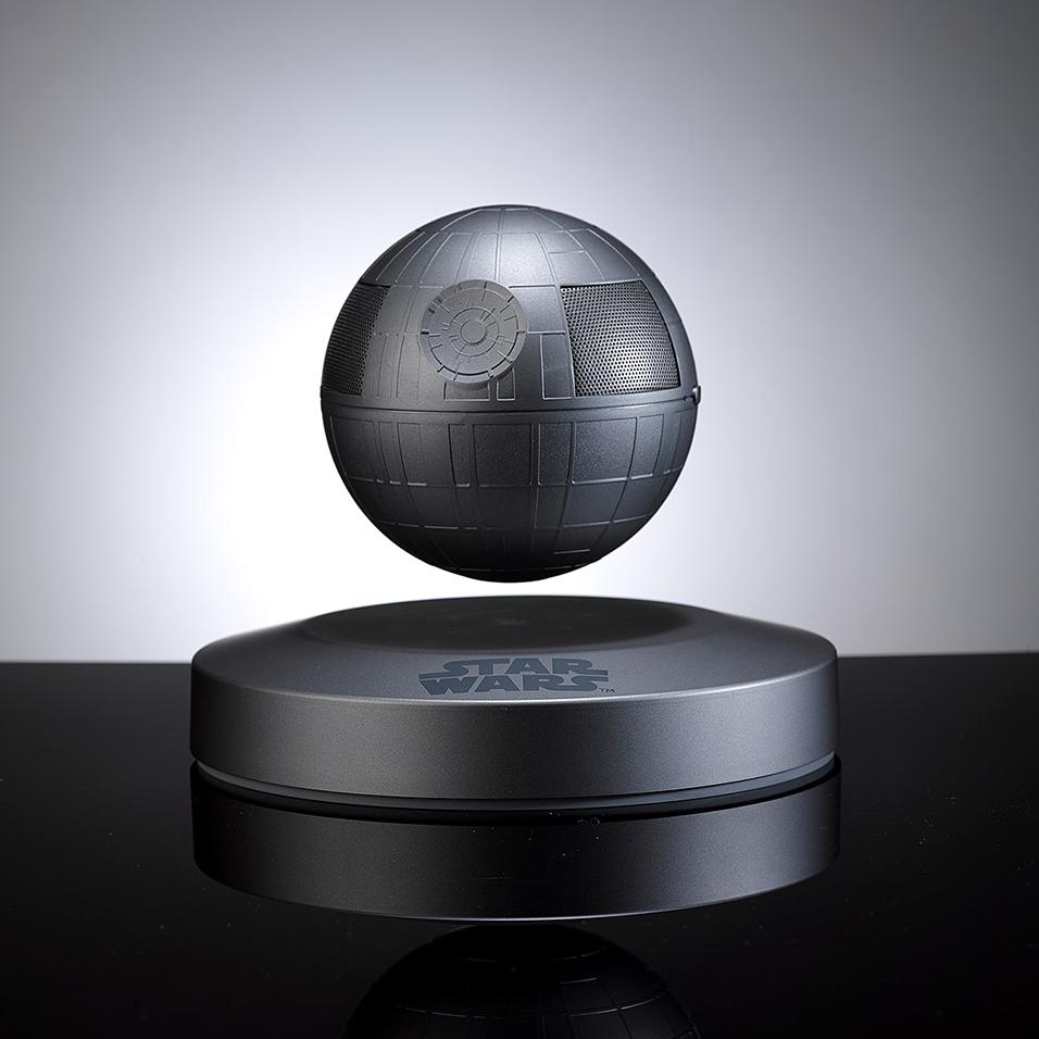 STAR WARS - Levitating Death Star Bluethooth Speaker_5