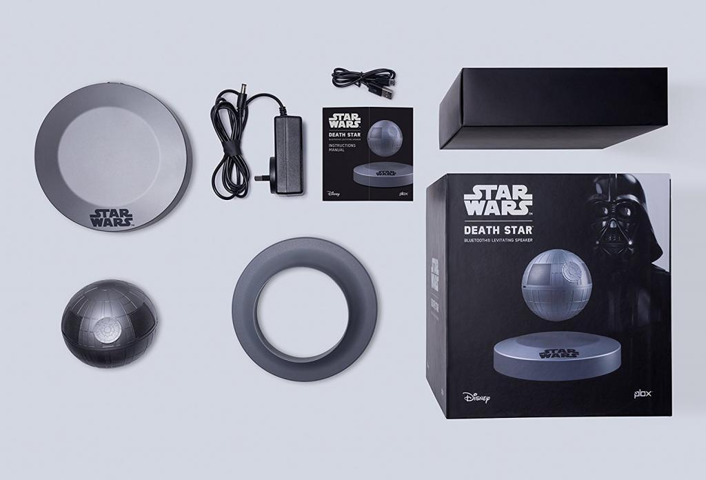 STAR WARS - Levitating Death Star Bluethooth Speaker_6