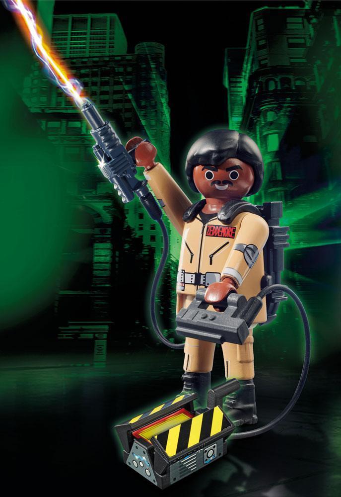 SOS FANTOMES - Playmobil Collector Edition 15cm - Winston Zeddemore