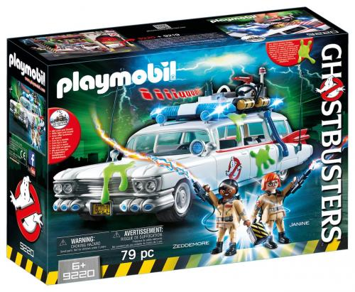 GHOSTBUSTERS - Ecto-1 'PLAYMOBIL'