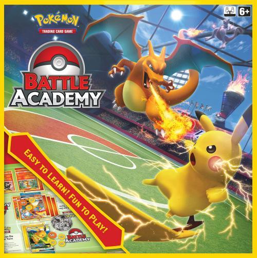 POKEMON - Battle Academy - Jeu de société 'UK'