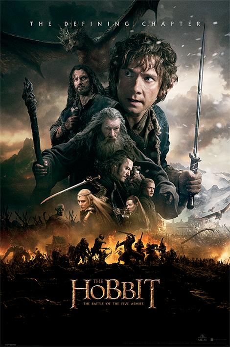 THE HOBBIT - Poster 61X91 - One Sheet