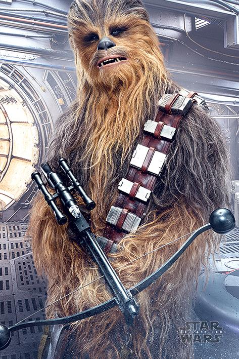 STAR WARS - Poster 61X91 - Chewbacca Bowcaster_1