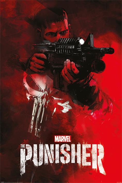 PUNISHER - Poster 61X91 - Aim_1