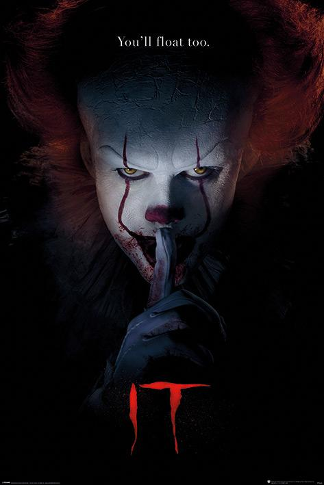 IT - Poster 61X91 - Pennywise Hush
