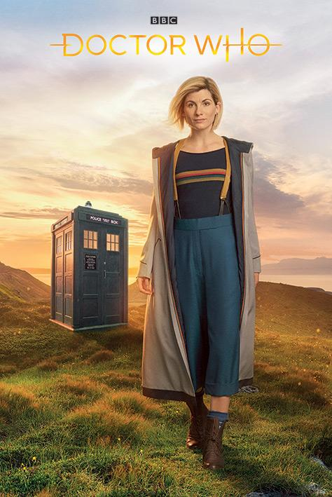 DOCTOR WHO - Poster 61X91 - 13th Doctor_1