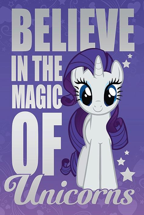 MY LITTLE PONY - Poster 61X91 - Unicorns