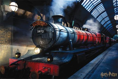HARRY POTTER - Poster 61x91 - Hogwarts Express