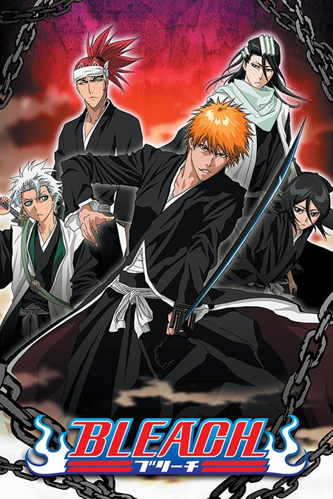 BLEACH - Poster 61X91 - Chained