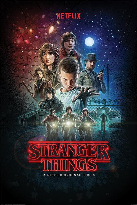 STRANGER THINGS - Poster 61x91 - One Sheet