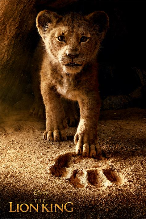 DISNEY - Poster 61X91 - The Lion King : Future King_1