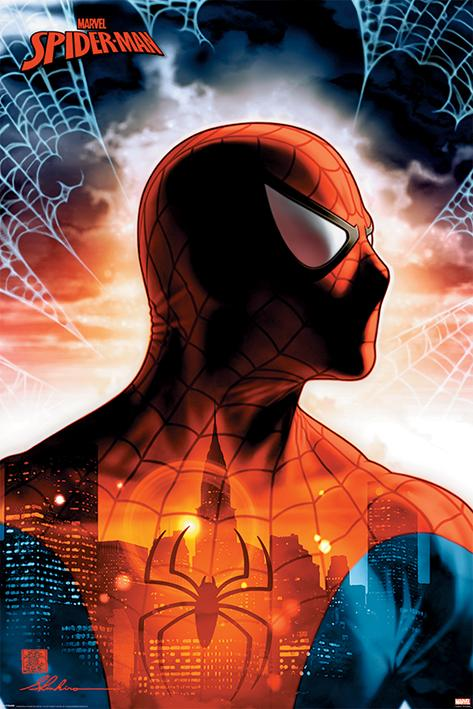 SPIDER-MAN - Poster 61X91 - Protector of the City