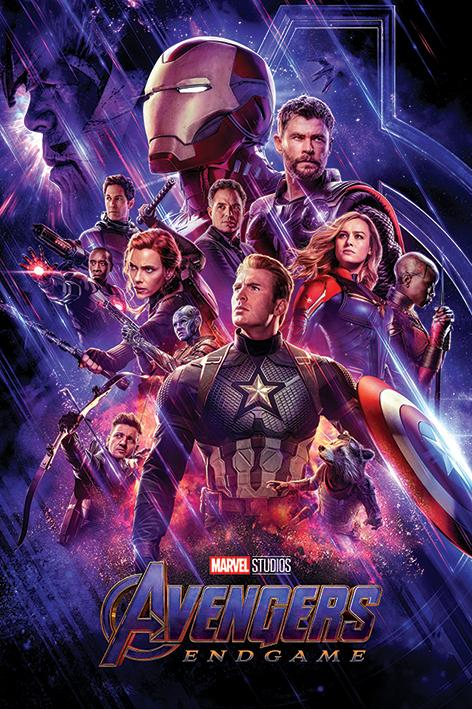 AVENGERS - Poster 61X91 - Endgame - Journey's End