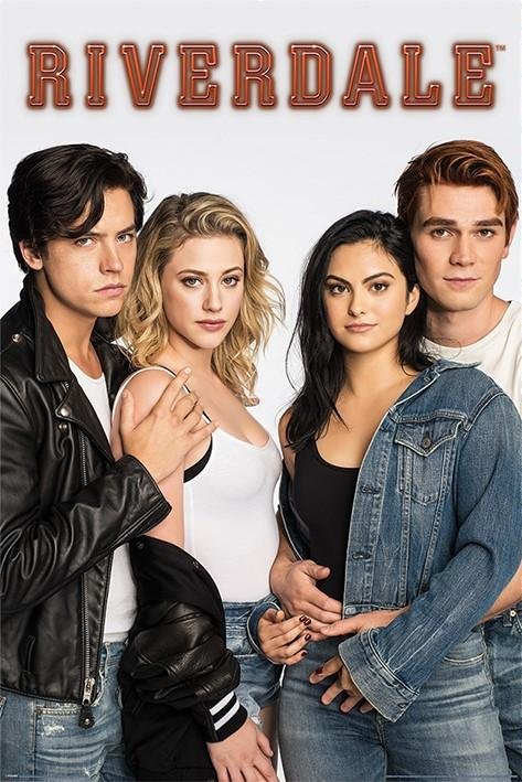 RIVERDALE - Poster 61X91 - JUGHEAD AND ARCHIE