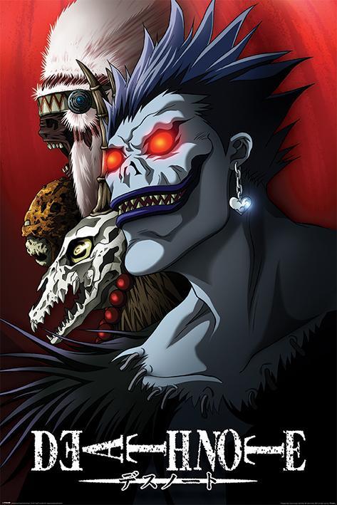 DEATH NOTE - Poster 61X91 - Shinigami