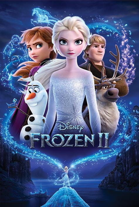 DISNEY - Frozen 2 - Poster 61X91 - Magic