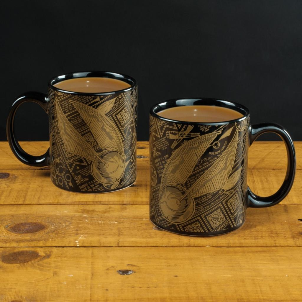 HARRY POTTER - Mug Vif d'Or_1