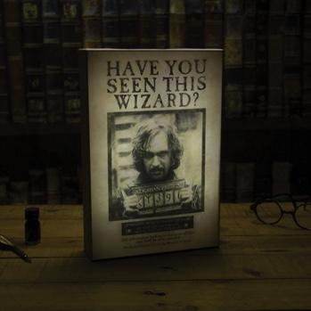 HARRY POTTER - Luminart 30 x 20 - Sirius Black