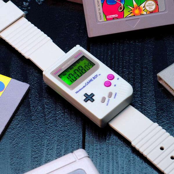 NINTENDO - Montre GameBoy