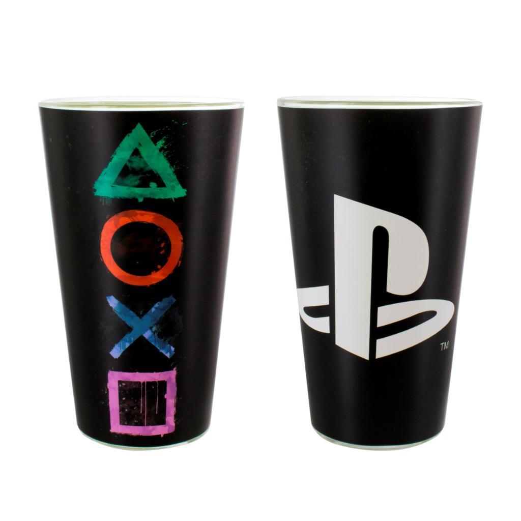 PLAYSTATION - Playstation Glass