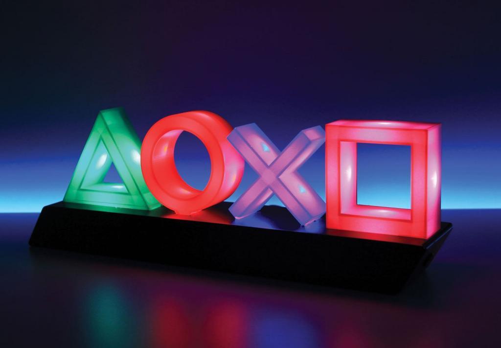 PLAYSTATION - Lampe USB - Symbole Playstation