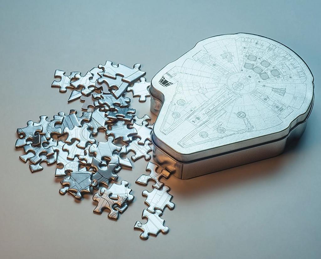 STAR WARS - Millennium Falcon - Puzzle 201 pièces_1