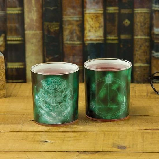 HARRY POTTER - Patronus Drinking Glasses
