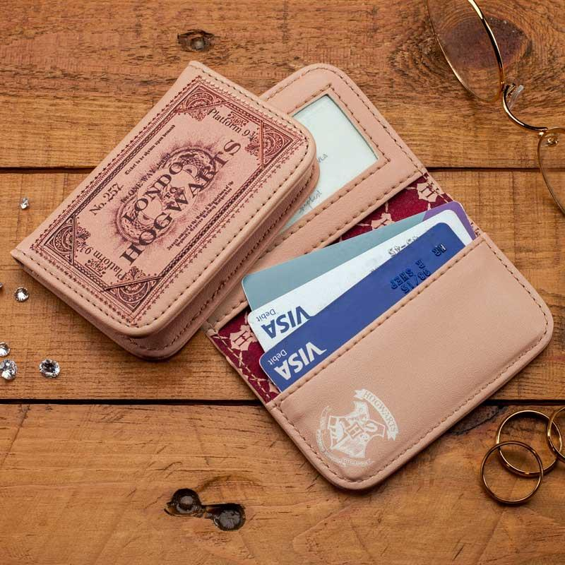 HARRY POTTER - Hogwarts Travel Card Holder