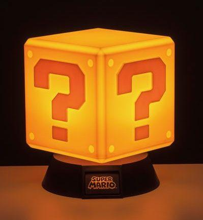 NINTENDO - Question Block 3D Mini Light - 10cm