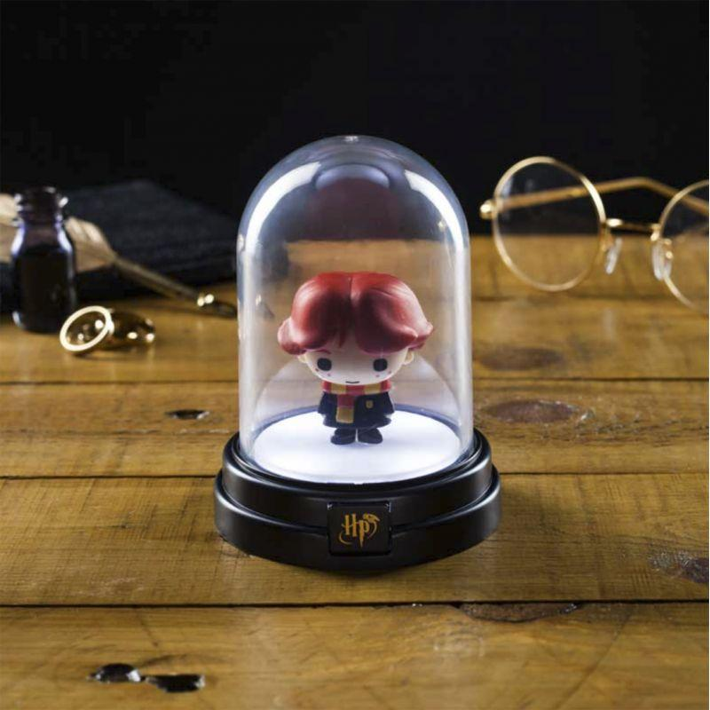 HARRY POTTER - Mini Bell Jar Light - Ron - 12cm