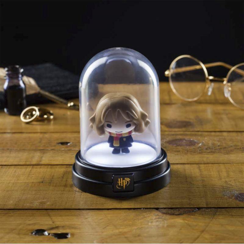 HARRY POTTER - Mini Bell Jar Light - Hermione - 12cm
