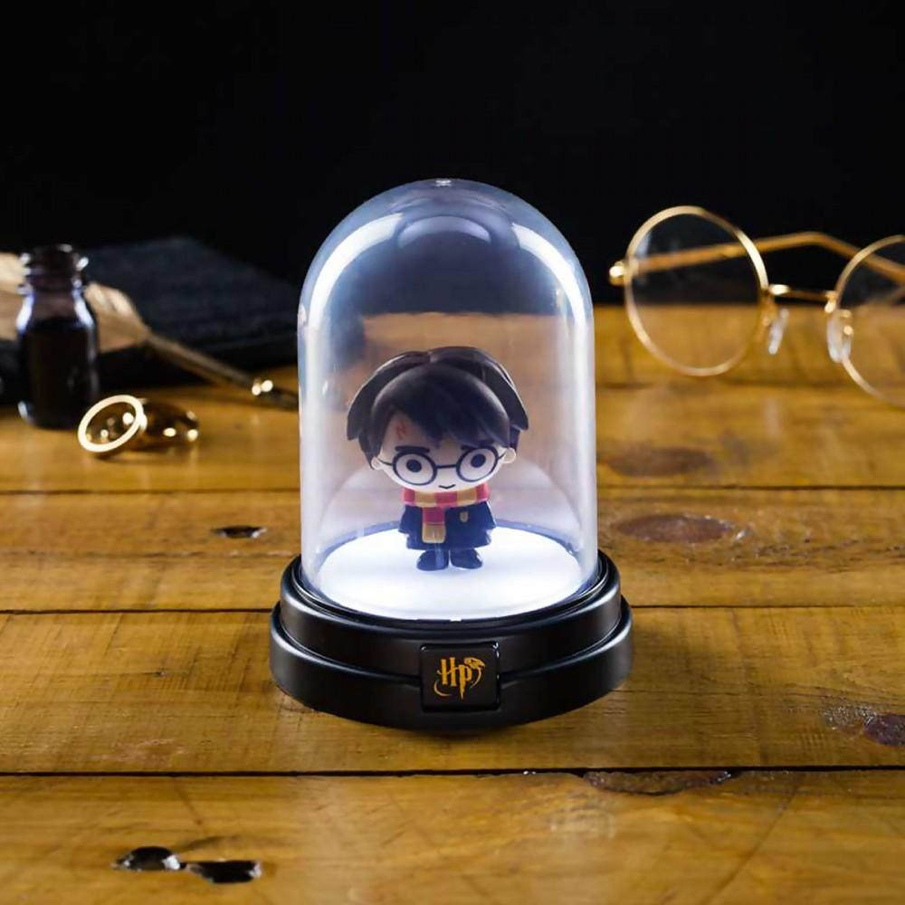 HARRY POTTER - Mini Bell Jar Light - Harry Potter - 12cm