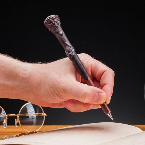 HARRY POTTER - Baguette magique - Stylo à bille