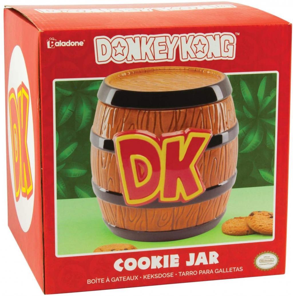 NINTENDO - Donkey Kong - Boîte à cookies_3