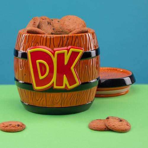 NINTENDO - Donkey Kong - Boîte à cookies