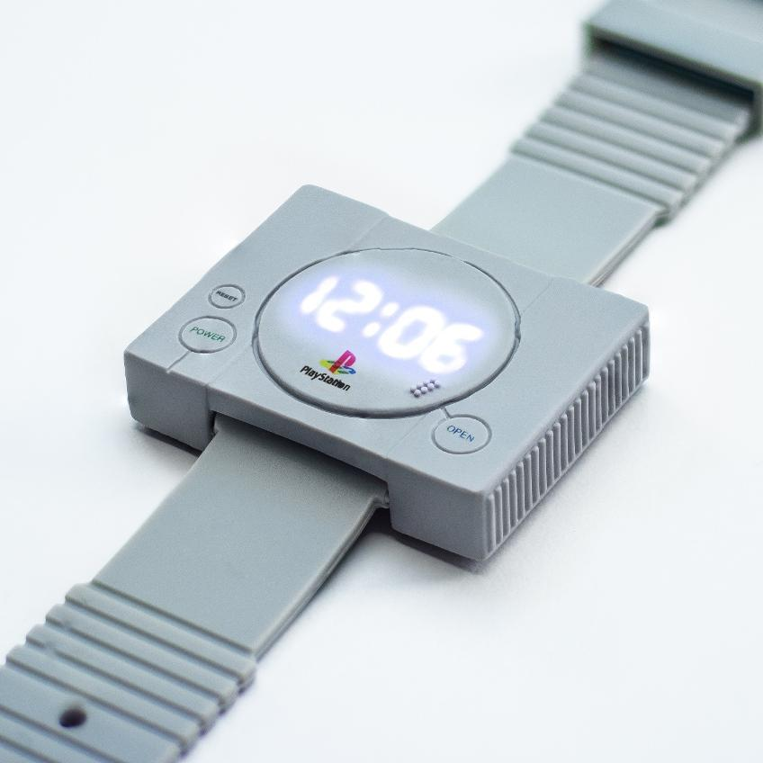 PLAYSTATION - Montre Playstation_2