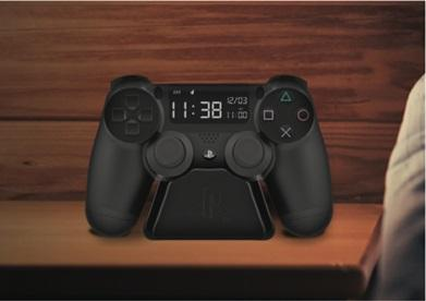 PLAYSTATION - Controller Alarm Clock