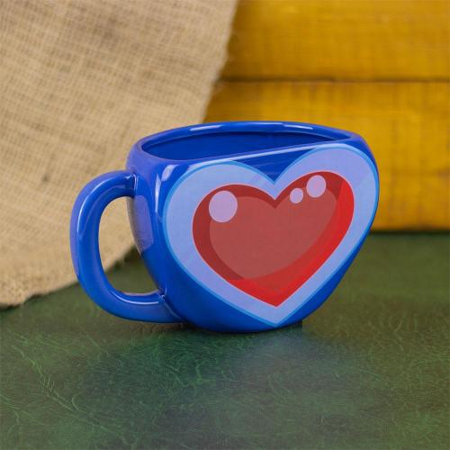 THE LEGEND OF ZELDA - Mug en Forme de Coeur