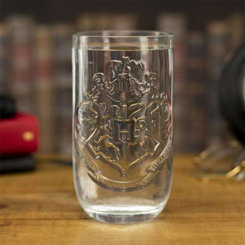 HARRY POTTER - Poudlard - Verre 400ml