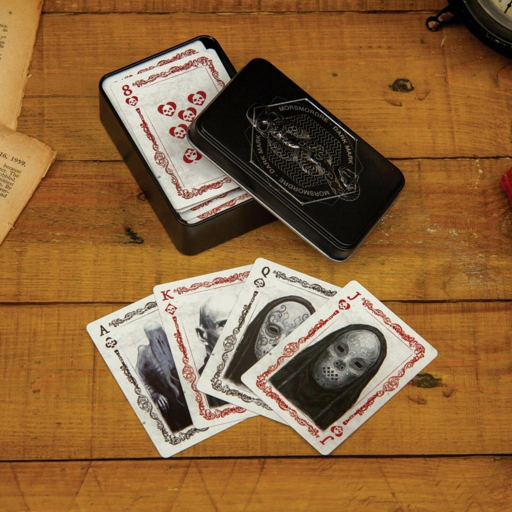 HARRY POTTER - Jeu de Cartes Dark Arts