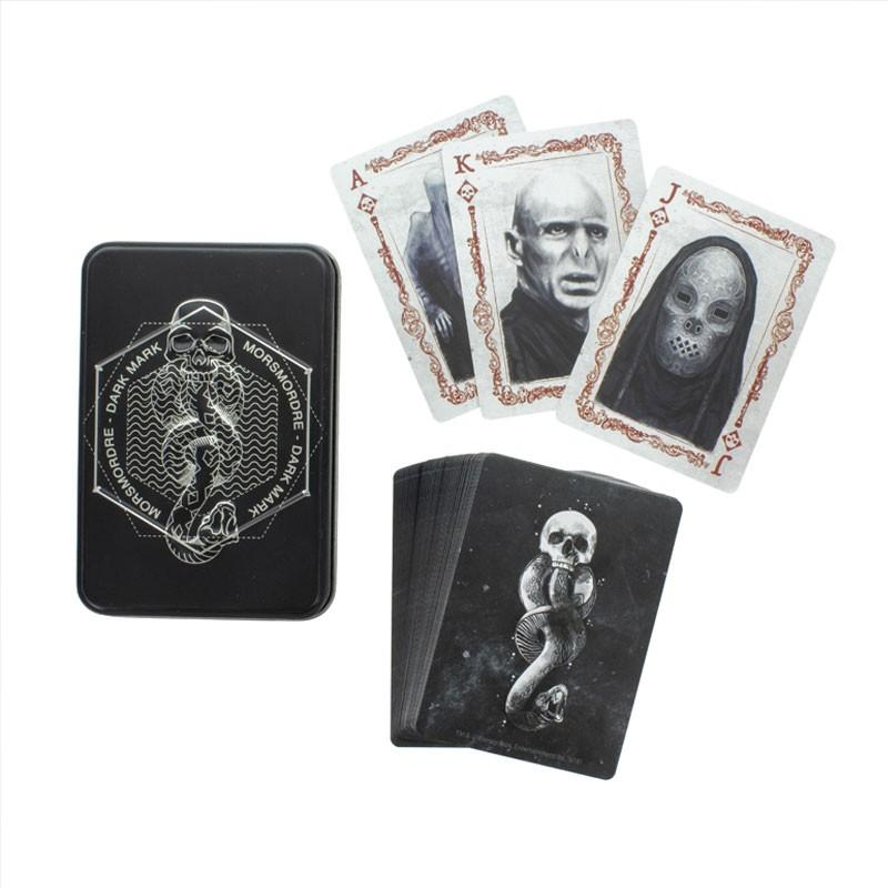 HARRY POTTER - Jeu de Cartes Dark Arts_2