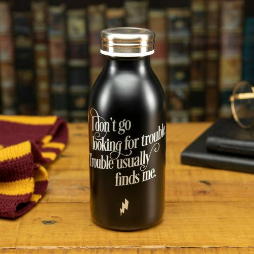 HARRY POTTER - Trouble Finds Me - Gourde 450ml
