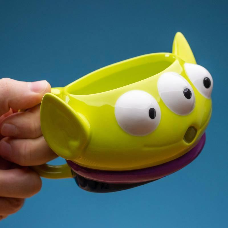 DISNEY - Mug 3D - Toy Story - Alien