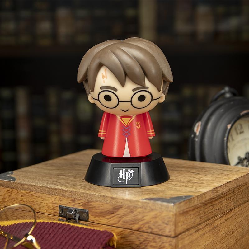 HARRY POTTER - Lampe Icône Harry Potter Quidditch - 10cm_2