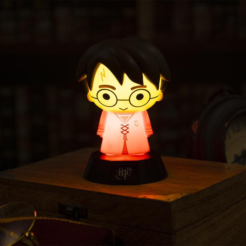 HARRY POTTER - Lampe Icône Harry Potter Quidditch - 10cm_3