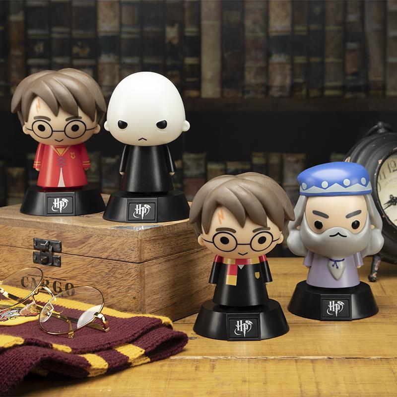 HARRY POTTER - Lampe Icône Harry Potter Quidditch - 10cm_5