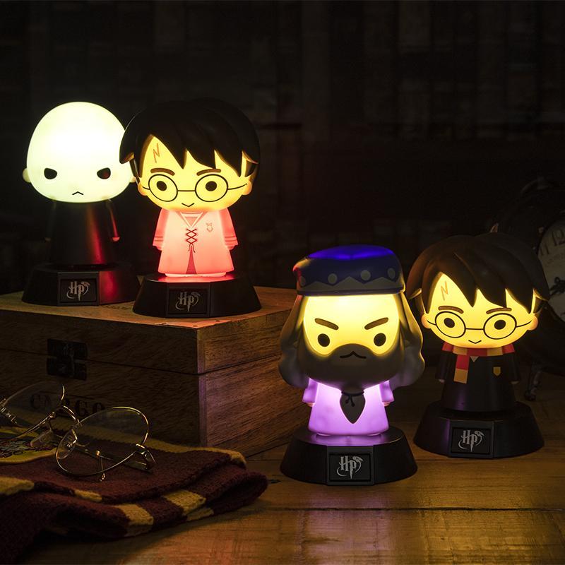 HARRY POTTER - Lampe Icône Harry Potter Quidditch - 10cm_6